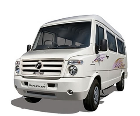 Monthly basis Bus Rental
